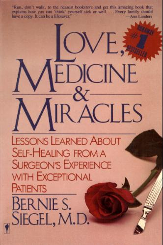 Dr. Bernie Siegel – New York Times Best Selling Author
