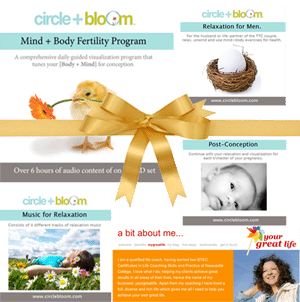 Circle + Bloom bundle image