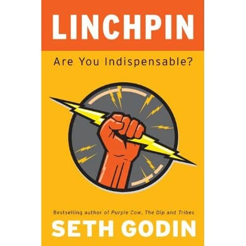 """What does the new business book """"Linchpin"""" have to do with Fertility and Health?"""