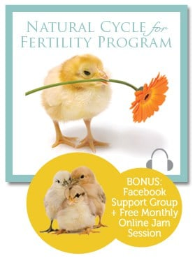 Circle+Bloom Natural Cycle for Fertility Program