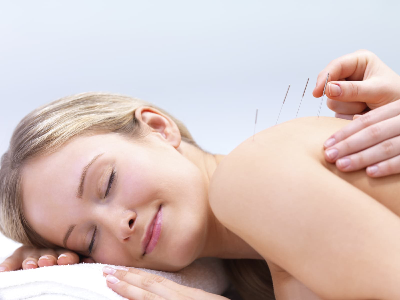 Using Circle+Bloom with Acupuncture for Fertility.