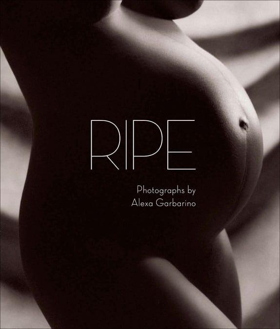 "Alexa Garbarino, Photographer of ""Ripe: The Essence of the Pregnant Nude"""