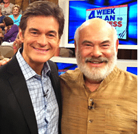 How Happy Is Dr. Oz?