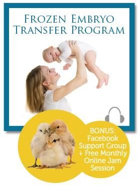 Circle+Bloom FET Frozen Embryo Transfer Program