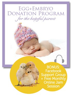 Circle+Bloom Egg+Embryo Donation Program