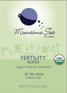 The Benefits of Moontime Tea's Fertility Tea · Circle + Bloom™