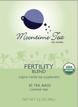 The Benefits of Moontime Tea's Fertility Tea