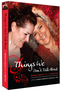 "Review Of ""Things We Don't Talk About"": Woman's Stories From The Red Tent"
