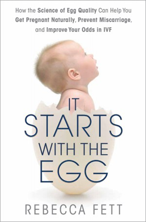 "Rebecca Fett's ""It Starts With The Egg"""