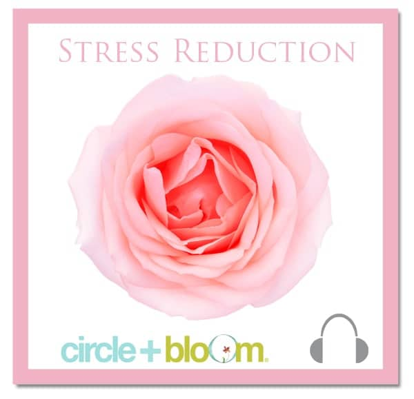 Circle + Blomo Stress Reduction Visualization