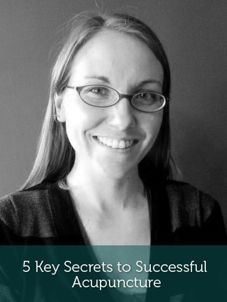 Sarah Prater - 5 Key Secrets to Successful Acupuncture