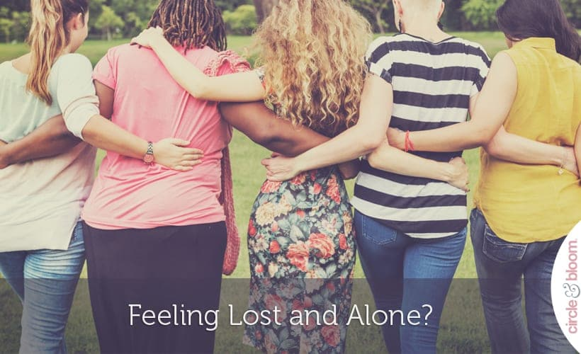Feeling Lost and Alone?
