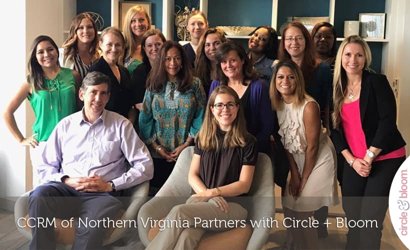 CCRM of Northern Virginia Partners with Circle + Bloom