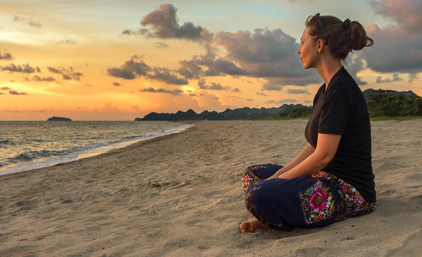 Stress Management Through Yoga And Meditation