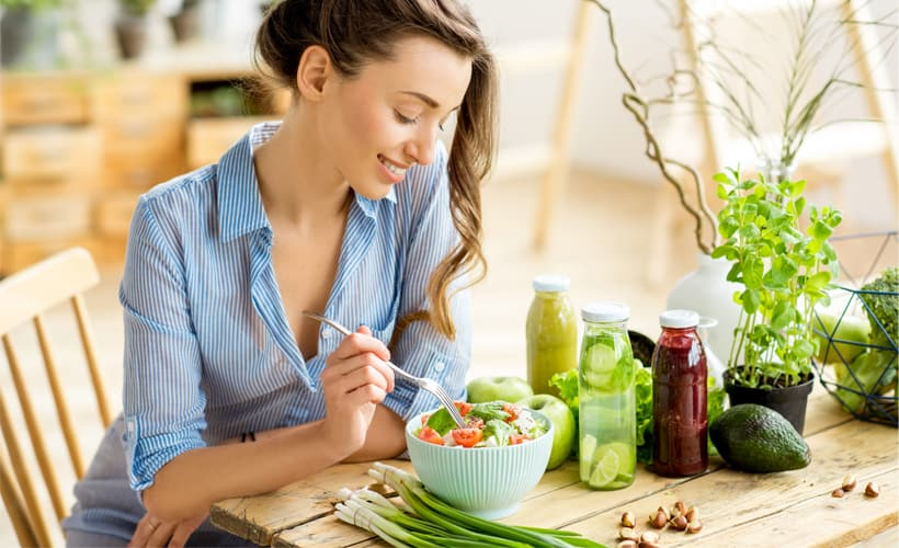 Mindful Eating to Improve Fertility