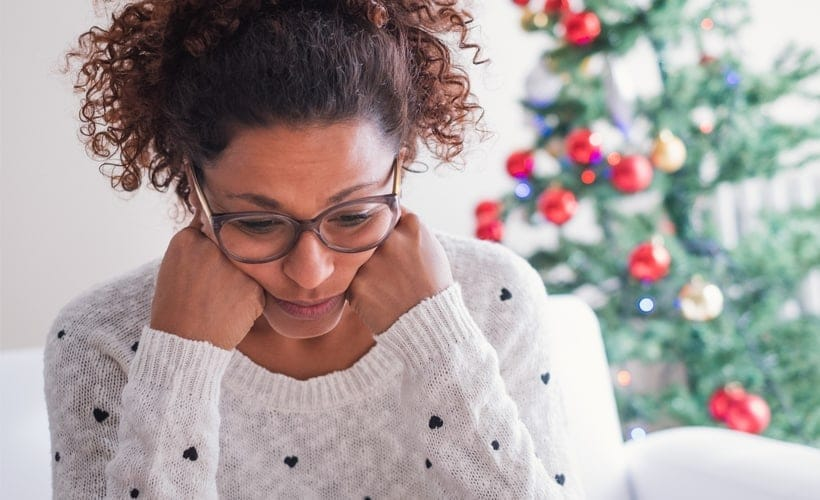 Infertility Feels SO Lonely, Especially During the Holidays (But You're Not Alone)