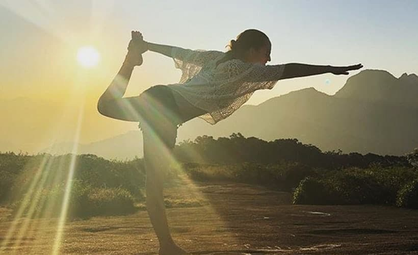 How Yoga Taught Me to Stop Sweating the Small Stuff