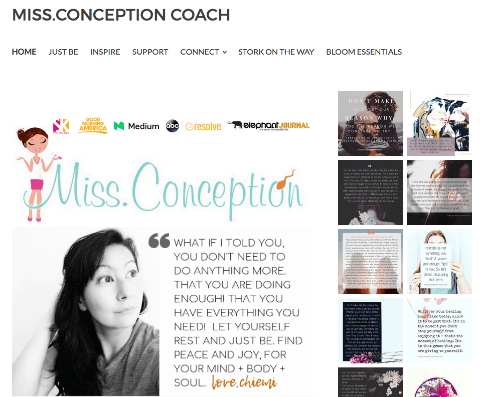 Miss. Conception