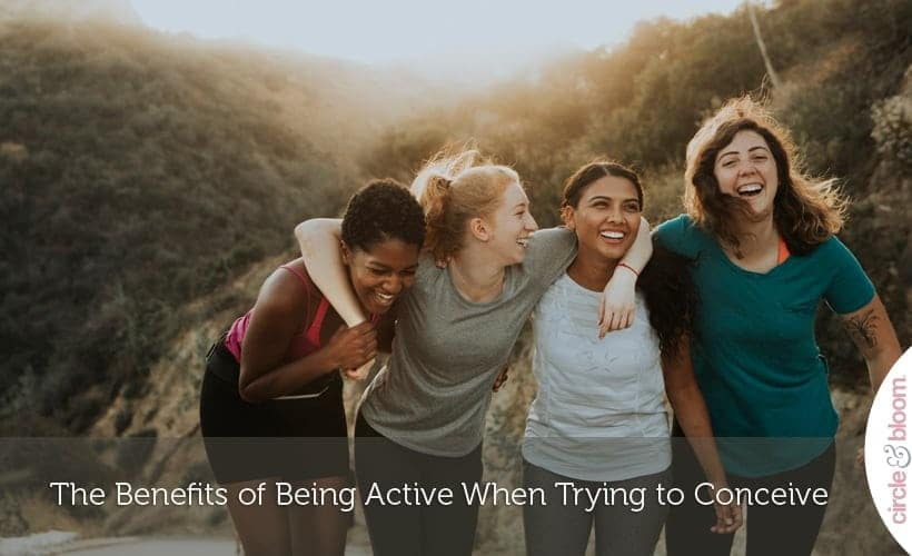 The Benefits of Being Active When Trying to Conceive