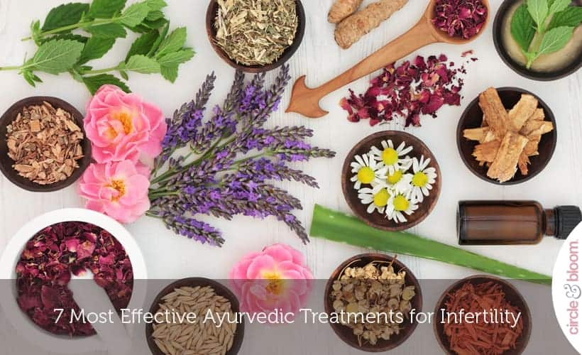 7 Most Effective Ayurvedic Treatments for Infertility