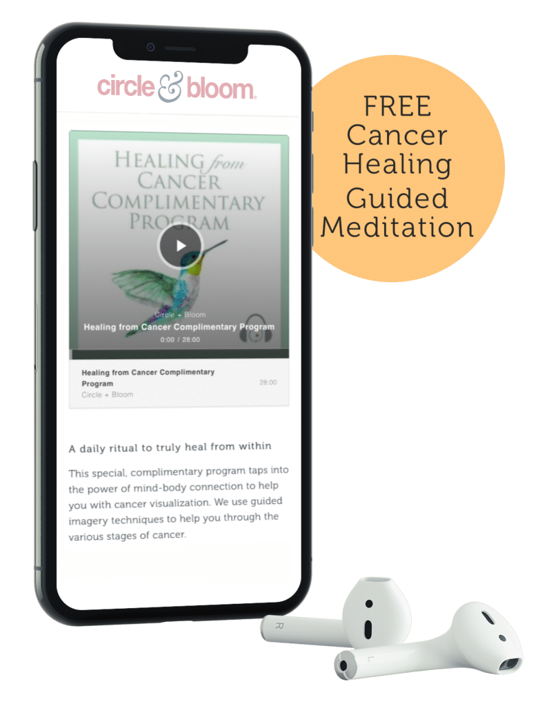 Free Guided Meditation For Cancer Healing