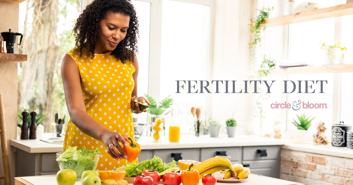 Fertility Diet: Foods to Eat When Trying to Conceive