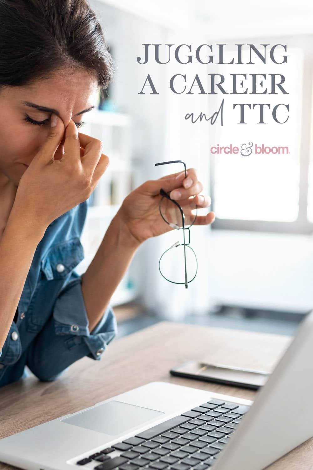 How to Juggle a Career & Fertility