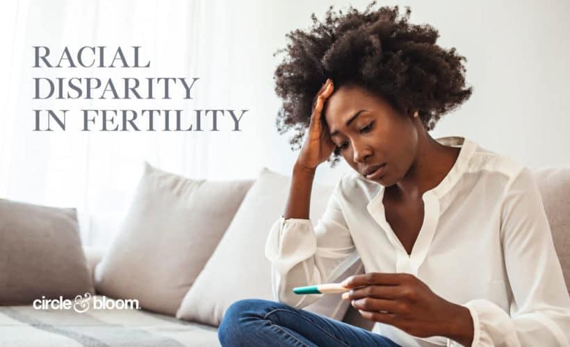 Racial Disparity in Fertility