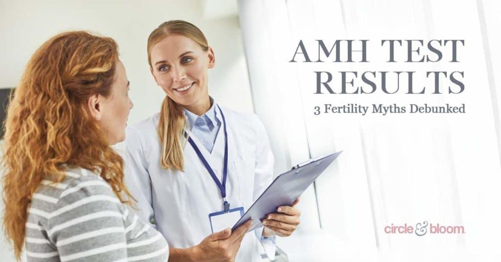 AMH Test Results - 3 Fertility Myths Debunked