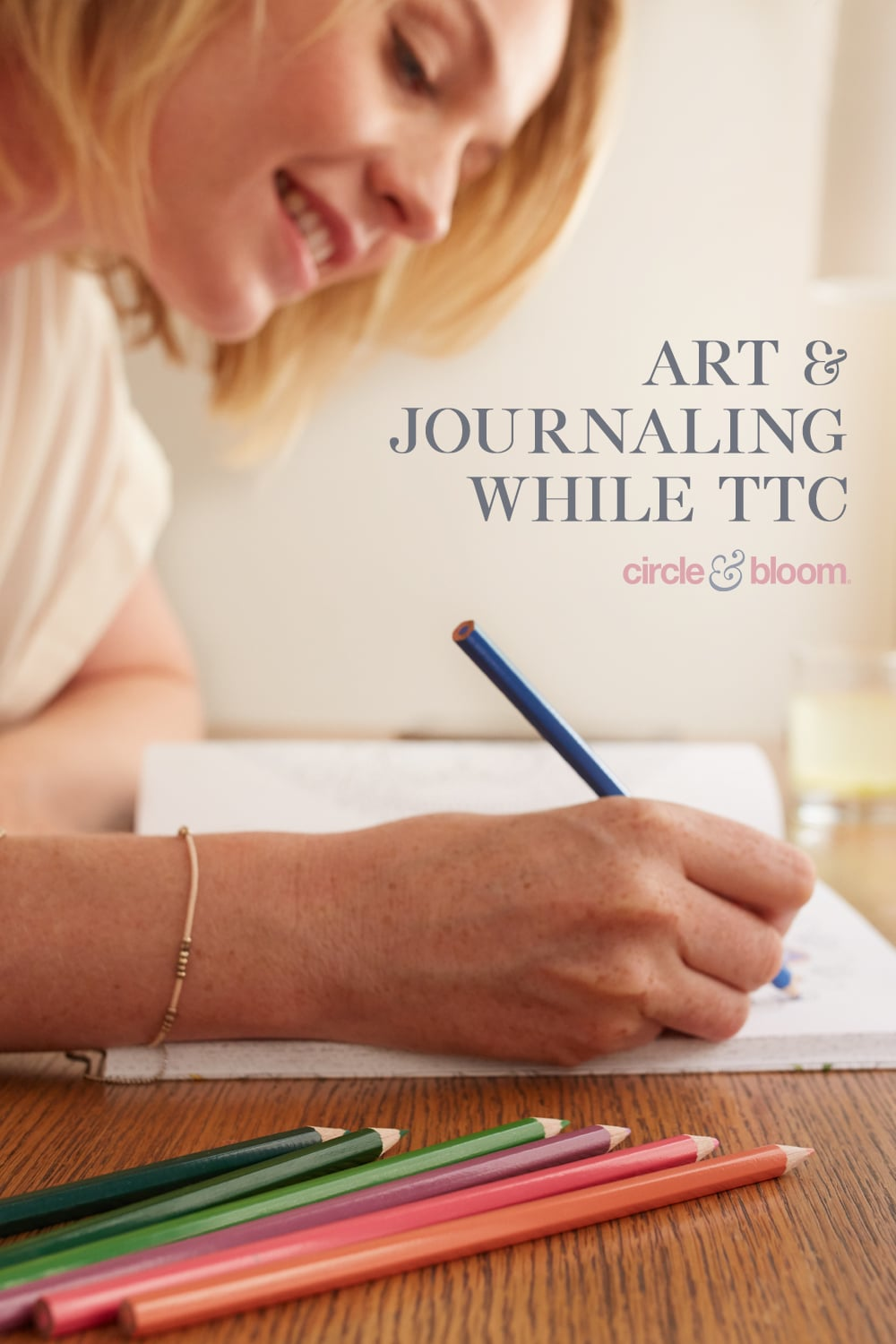Journaling & Art Therapy: 2 Incredible Stress & Relief Tools When TTC
