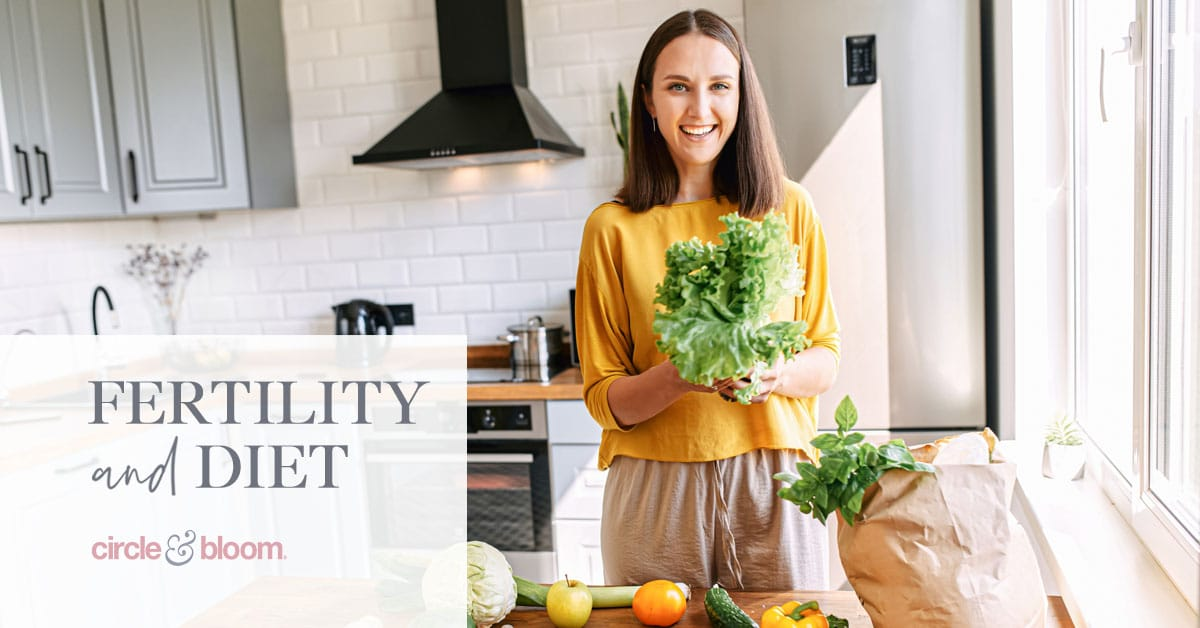 Fertility + Diet: Is there a Connection?