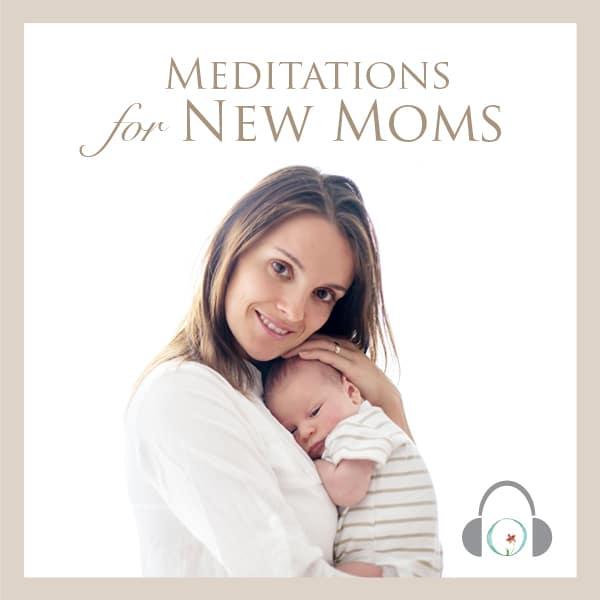 New Moms Meditation - Circle and Bloom LLC